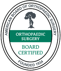 Orthopaedic Surgery Certified
