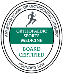 Orthopaedic Sports Medicine Certified